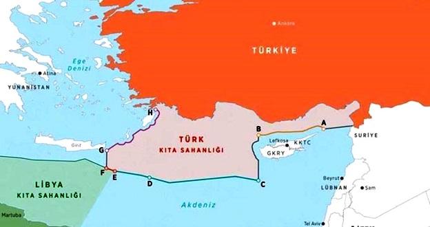 Doğu Akdeniz Sorunu ve Türkiye- Libya Antlaşması
