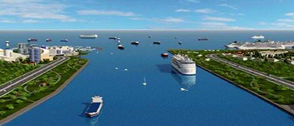 Kanal İstanbul Projesi Üzerine Çevresel ve Kentsel Bir Değerlendirme