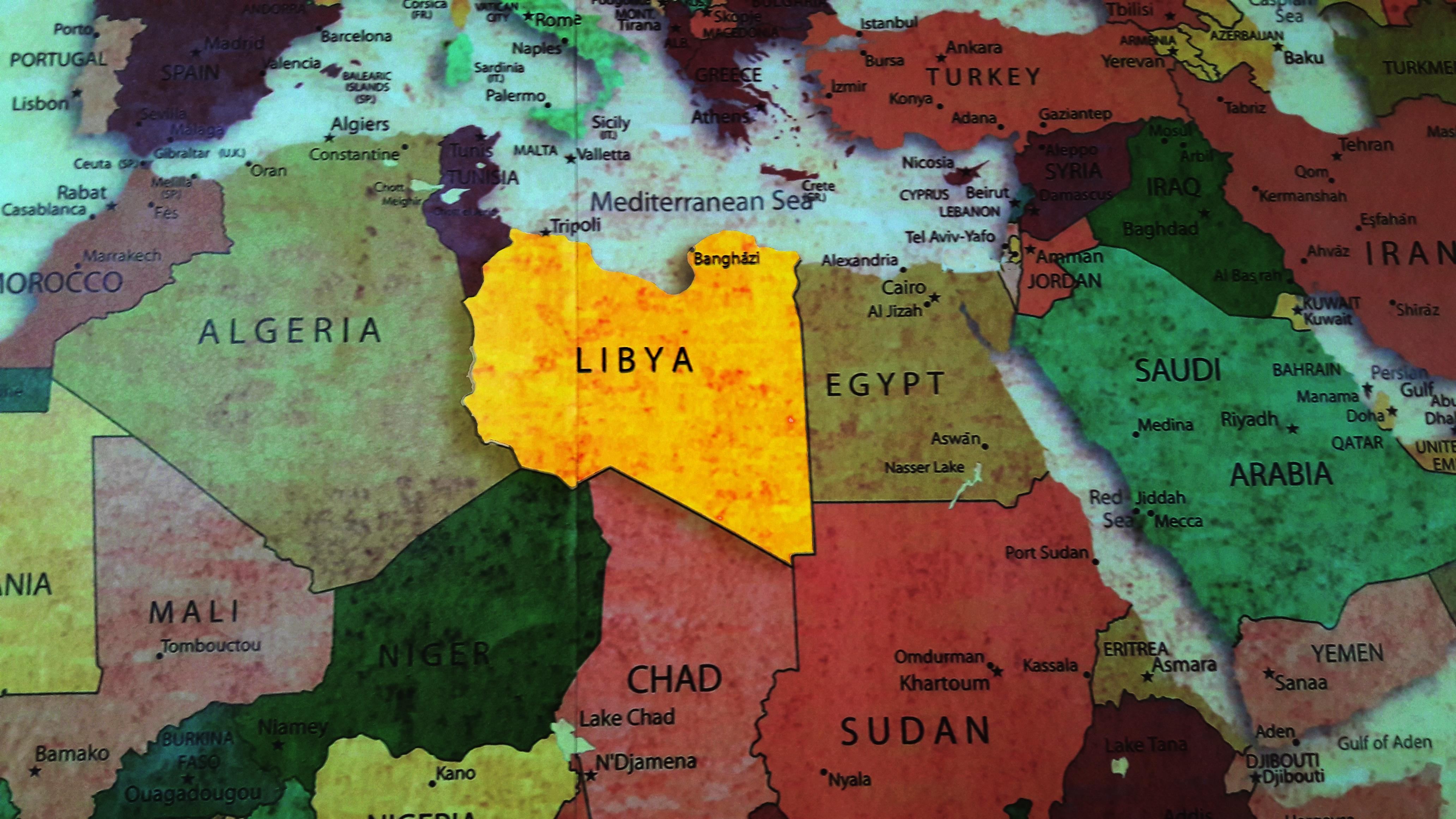 Libya ve Libya`daki İslâmî Hareketler