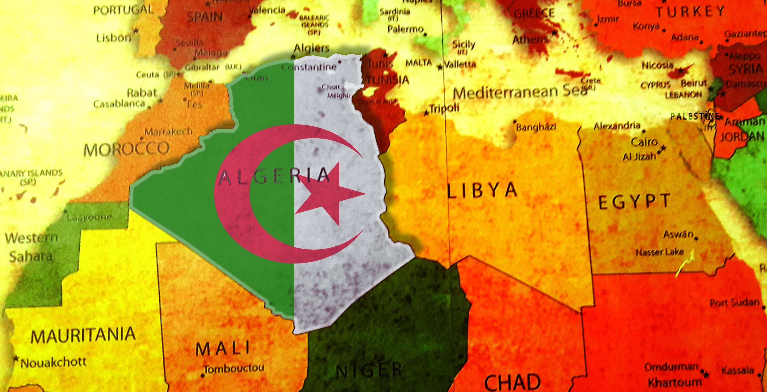 Cezayir ve Cezayir`deki İslâmî Hareketler