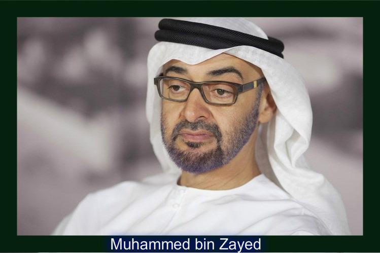 Image result for mohammed ben zayed